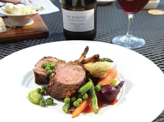 De Bortoli Winery & Restaurant: De Bortoli cuisine