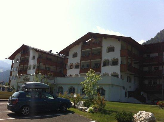 Hotel Diamant: Вид отеля