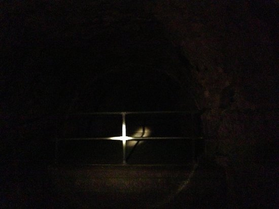 Chislehurst Caves: Are you afraid of the dark?