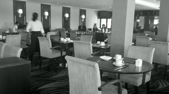 Panoramic Grand: desayuno