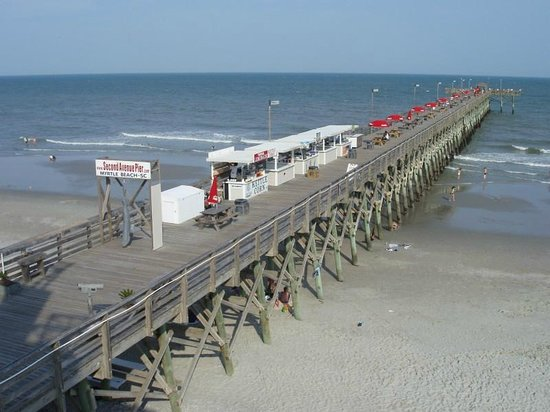 The Pier Picture Of House At Second Avenue Myrtle Beach