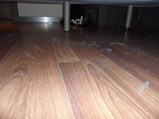 Hotel Oasis: Unter das Bett möchte man lieber nicht schauen