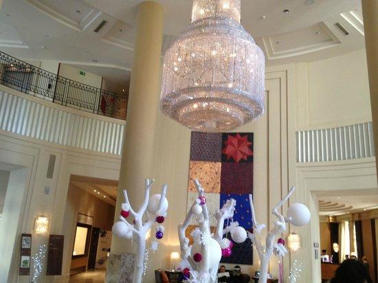 The Westin Valencia: Lobby