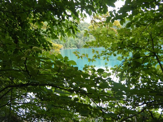 Green Lakes State Park: Great vistas