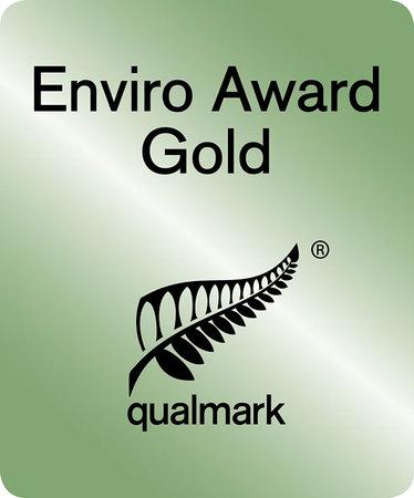 Fiordland Lodge: Enviro Gold Status