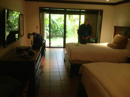 Tabacon Grand Spa Thermal Resort: Room