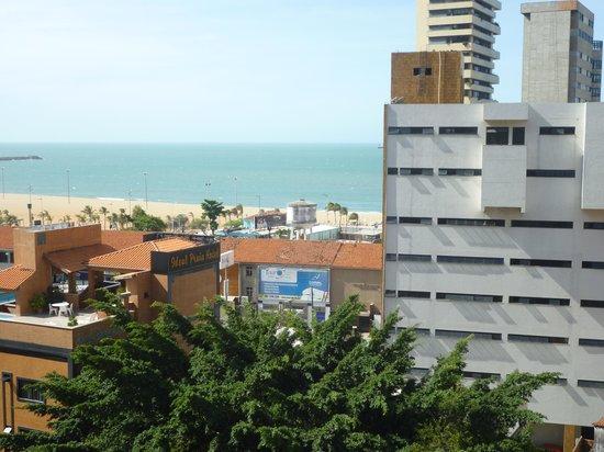 Fortaleza Mar Hotel: vista do quarto no setimo andar