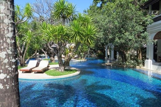 Khum Phaya Resort & Spa, Centara Boutique Collection: Beautiful pool at Khum Phaya