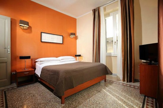 Trianon Borgo Pio Residence: double matrimonial room