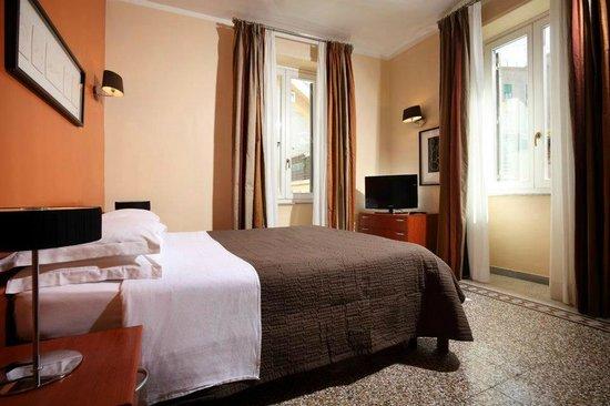Trianon Borgo Pio Residence: double bedroom
