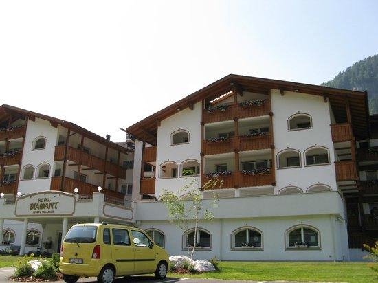 Hotel Diamant: отель