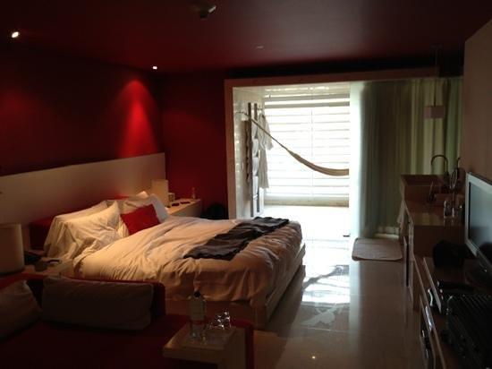 W Mexico City: hotel room