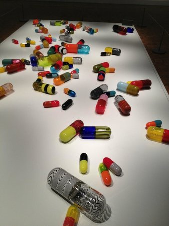 Detroit Institute of Arts: Glass Pills