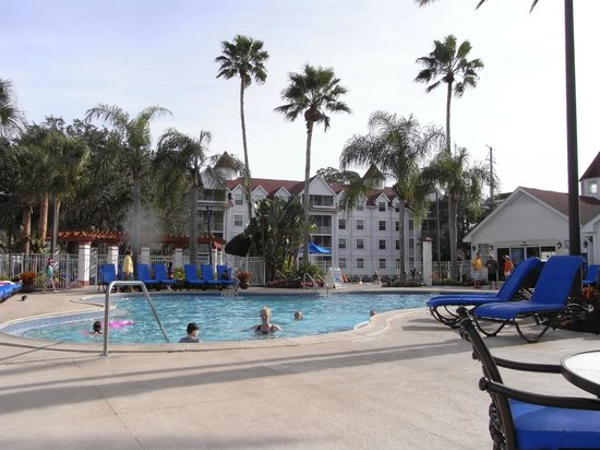 Diamond Resorts Grand Beach: Swimming Pool Area