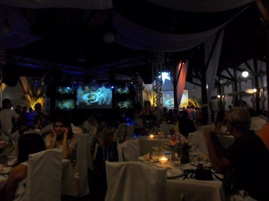 Zagaia Eco-Resort Hotel: Festa de Ano Novo