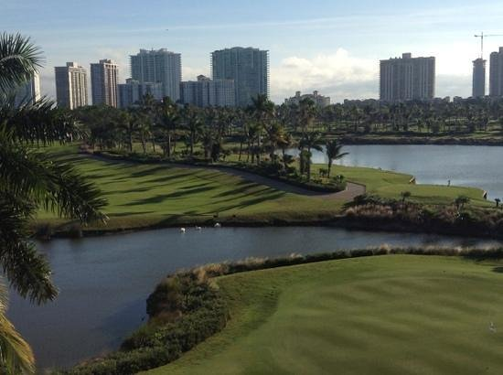 Turnberry Isle Miami, Autograph Collection: paisagem relaxante ao acordar