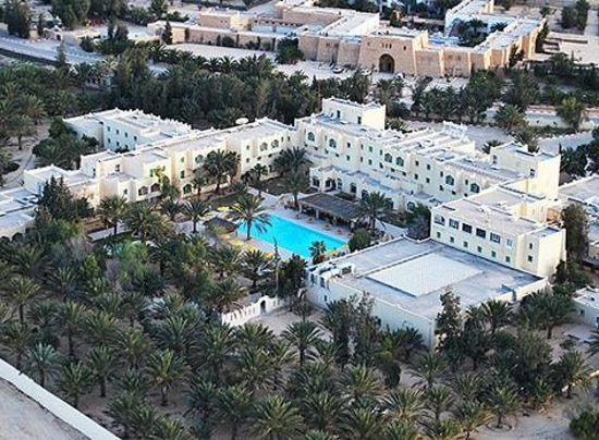 Hotel Sahara Douz: Exterior