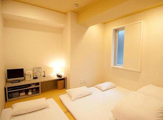 Hotel Kinki: Interior