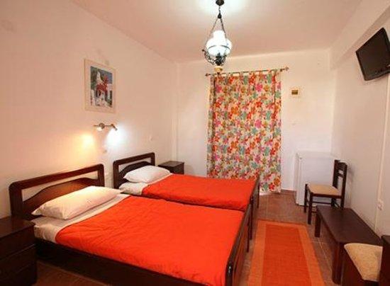 Hotel Sourmeli Garden: Interior