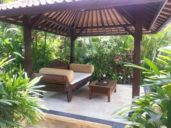 The Zen Villas: Gazebo
