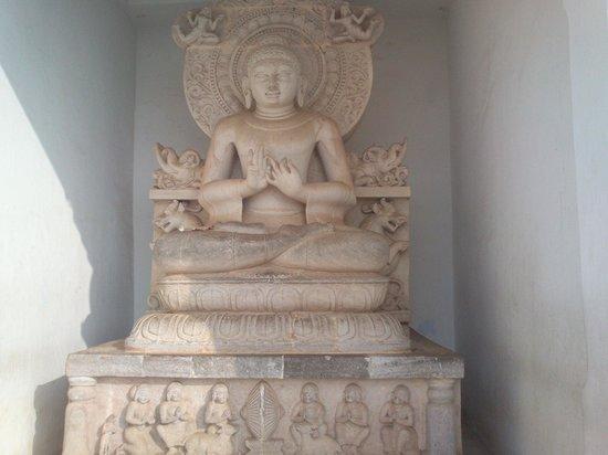 Dhauli Giri Hills: first idol