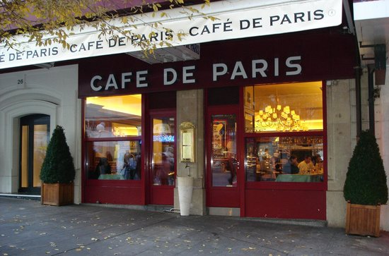 L'Entrecote Cafe de Paris