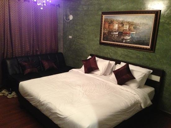 G2 Boutique Hotel : so comfy!