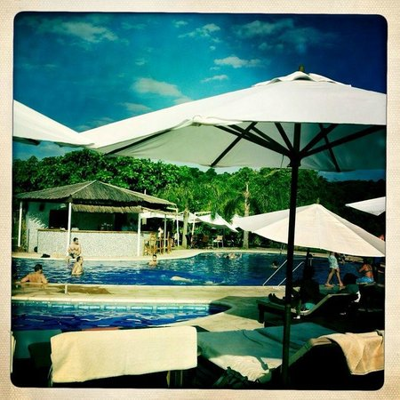 Melia Iguazu Resort & Spa: Poolside