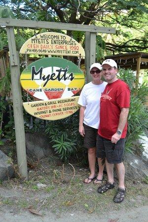 Myett's Garden Inn照片