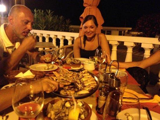 Pasko's Balkan Grill: See Food Feast