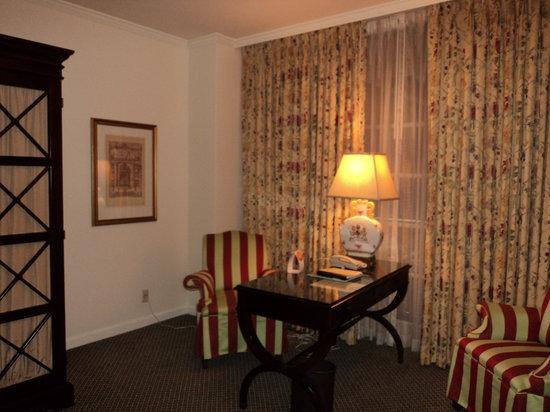 The Adolphus: room