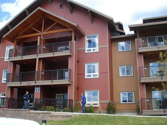 Wyndham Vacation Resorts Steamboat Springs: Excellent location to Mt. Werner ski area