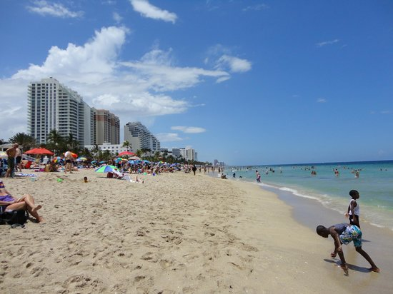 Fort Lauderdale Beach: Playa de Fort Lauderdale