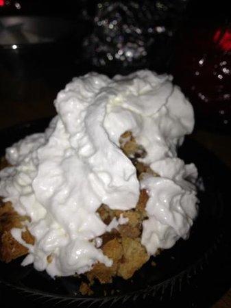 Two Below Zero Dinner Sleigh Rides: Dessert?