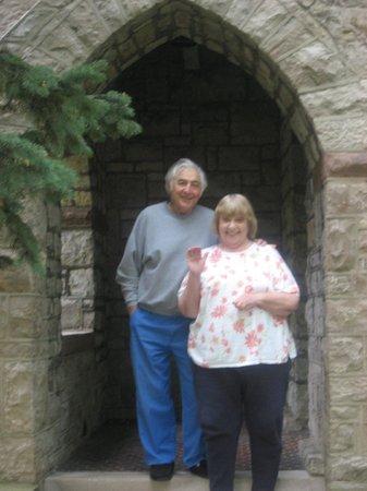The Holley Rankine House: Joe and Virginia- innkeepers (mom n dad)