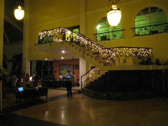Gamboa Rainforest Resort: Hotel lobby