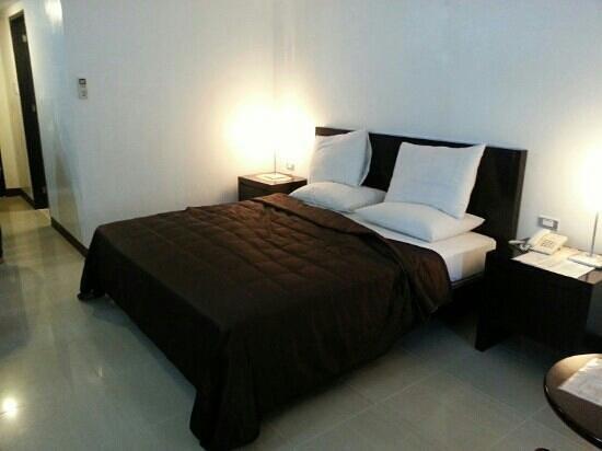 Kikko's Boracay Beach Resort : 舒服的房間