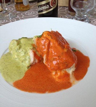 RincOn Del Cielo: Pollo azteca