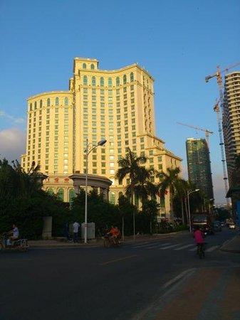 โรงแรมเป่าหง: вид