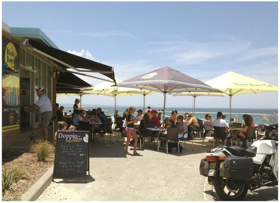 Beach Bums Cafe Forster