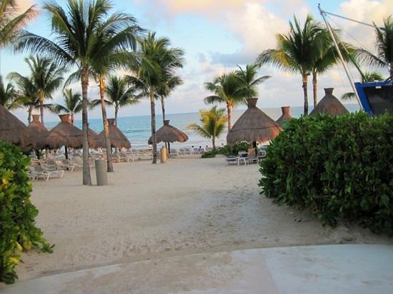 The Grand Mayan Riviera Maya: the view