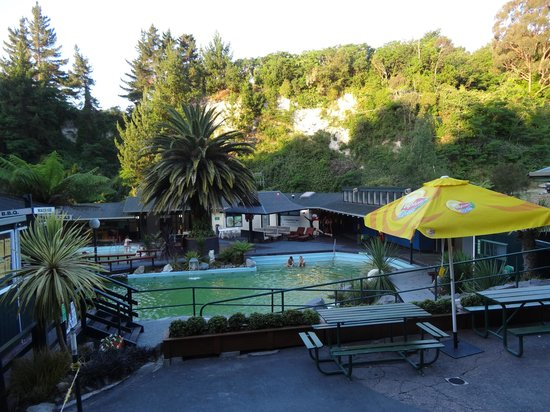 Taupo DeBretts Spa Resort: Taupo DeBretts Hotsprings and Spa
