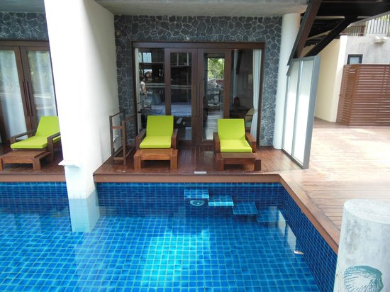 Holiday Inn Resort Krabi Ao Nang Beach: pool access room