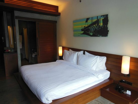 Holiday Inn Resort Krabi Ao Nang Beach: Our room