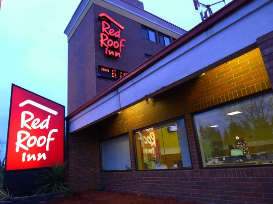 Red Roof Inn Seattle Airport - SEATAC : Exterior