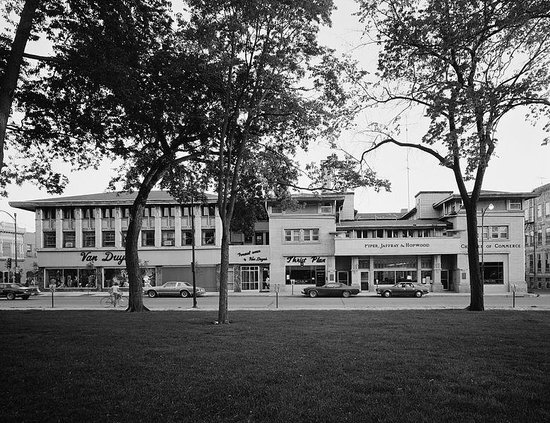 Historic Park Inn Hotel: Before the Restoration