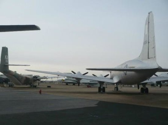 Air Mobility Command Museum: and more plans