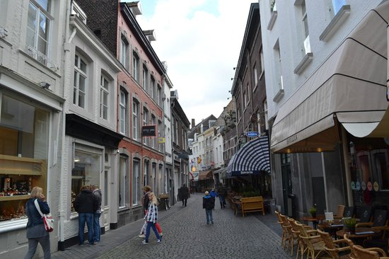 Maastricht Running Tours : Maastricht