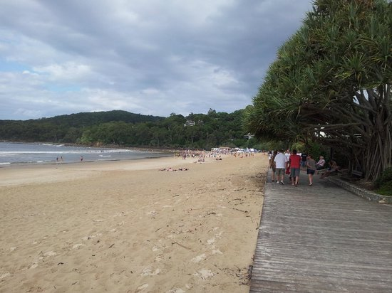 Peppers Noosa Resort and Villas: Noosa Beach
