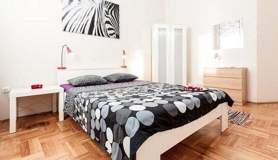 Trendy Budapest B&B Hostel: Interior